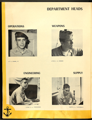 Page 10, 1966 Edition, Camp (DER 251) - Naval Cruise Book online yearbook collection