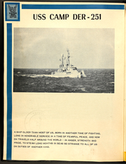 Page 6, 1966 Edition, Camp (DER 251) - Naval Cruise Book online yearbook collection