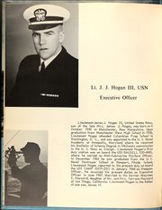 Page 8, 1968 Edition, Camp (DER 251) - Naval Cruise Book online yearbook collection