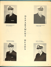 Page 9, 1968 Edition, Camp (DER 251) - Naval Cruise Book online yearbook collection