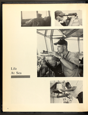 Page 12, 1969 Edition, Camp (DER 251) - Naval Cruise Book online yearbook collection