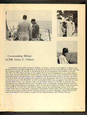 Page 7, 1969 Edition, Camp (DER 251) - Naval Cruise Book online yearbook collection