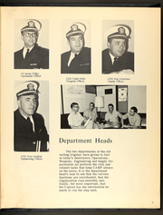 Page 9, 1969 Edition, Camp (DER 251) - Naval Cruise Book online yearbook collection
