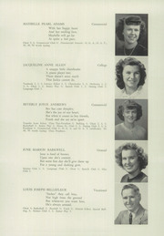 Page 10, 1948 Edition, Madison High School - Bulldog Yearbook (Madison, ME) online yearbook collection