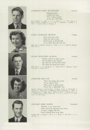 Page 11, 1948 Edition, Madison High School - Bulldog Yearbook (Madison, ME) online yearbook collection