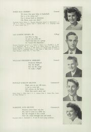 Page 14, 1948 Edition, Madison High School - Bulldog Yearbook (Madison, ME) online yearbook collection