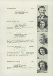 Page 16, 1948 Edition, Madison High School - Bulldog Yearbook (Madison, ME) online yearbook collection