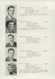 Page 17, 1948 Edition, Madison High School - Bulldog Yearbook (Madison, ME) online yearbook collection