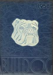 Page 1, 1958 Edition, Madison High School - Bulldog Yearbook (Madison, ME) online yearbook collection