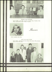 Page 10, 1958 Edition, Madison High School - Bulldog Yearbook (Madison, ME) online yearbook collection