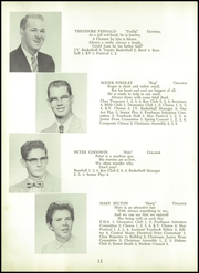 Page 16, 1958 Edition, Madison High School - Bulldog Yearbook (Madison, ME) online yearbook collection