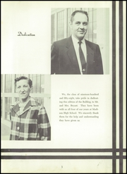 Page 7, 1958 Edition, Madison High School - Bulldog Yearbook (Madison, ME) online yearbook collection