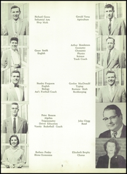 Page 9, 1958 Edition, Madison High School - Bulldog Yearbook (Madison, ME) online yearbook collection