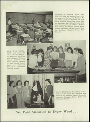 Page 10, 1949 Edition, John Bapst High School - Bapstonian Yearbook (Bangor, ME) online yearbook collection