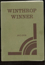 1938 Edition, Winthrop High School - Winthrop Winner Yearbook (Winthrop, ME)