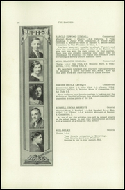 Page 16, 1935 Edition, Livermore Falls High School - Banner Yearbook (Livermore Falls, ME) online yearbook collection