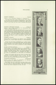 Page 17, 1935 Edition, Livermore Falls High School - Banner Yearbook (Livermore Falls, ME) online yearbook collection
