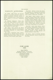 Page 7, 1935 Edition, Livermore Falls High School - Banner Yearbook (Livermore Falls, ME) online yearbook collection