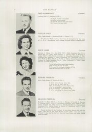 Page 10, 1944 Edition, Livermore Falls High School - Banner Yearbook (Livermore Falls, ME) online yearbook collection