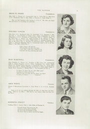 Page 13, 1944 Edition, Livermore Falls High School - Banner Yearbook (Livermore Falls, ME) online yearbook collection