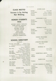 Page 4, 1944 Edition, Livermore Falls High School - Banner Yearbook (Livermore Falls, ME) online yearbook collection
