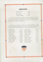 Page 6, 1944 Edition, Livermore Falls High School - Banner Yearbook (Livermore Falls, ME) online yearbook collection