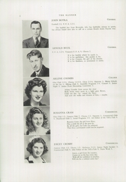 Page 8, 1944 Edition, Livermore Falls High School - Banner Yearbook (Livermore Falls, ME) online yearbook collection