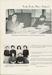 Page 14, 1951 Edition, Livermore Falls High School - Banner Yearbook (Livermore Falls, ME) online yearbook collection