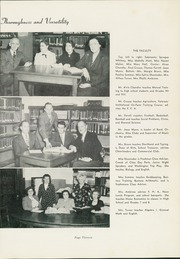 Page 15, 1951 Edition, Livermore Falls High School - Banner Yearbook (Livermore Falls, ME) online yearbook collection