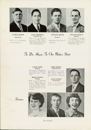 Page 16, 1951 Edition, Livermore Falls High School - Banner Yearbook (Livermore Falls, ME) online yearbook collection