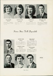Page 17, 1951 Edition, Livermore Falls High School - Banner Yearbook (Livermore Falls, ME) online yearbook collection