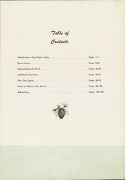 Page 5, 1951 Edition, Livermore Falls High School - Banner Yearbook (Livermore Falls, ME) online yearbook collection