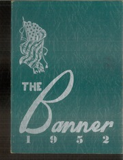 1952 Edition, Livermore Falls High School - Banner Yearbook (Livermore Falls, ME)