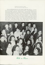 Page 10, 1953 Edition, Livermore Falls High School - Banner Yearbook (Livermore Falls, ME) online yearbook collection