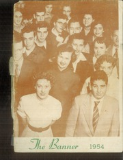 1954 Edition, Livermore Falls High School - Banner Yearbook (Livermore Falls, ME)