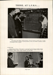Page 16, 1955 Edition, Livermore Falls High School - Banner Yearbook (Livermore Falls, ME) online yearbook collection
