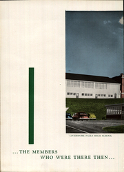 Page 6, 1955 Edition, Livermore Falls High School - Banner Yearbook (Livermore Falls, ME) online yearbook collection
