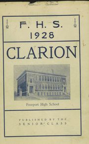 Page 1, 1928 Edition, Freeport High School - Clarion Yearbook (Freeport, ME) online yearbook collection