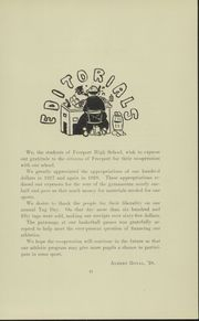 Page 13, 1928 Edition, Freeport High School - Clarion Yearbook (Freeport, ME) online yearbook collection