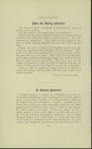 Page 14, 1928 Edition, Freeport High School - Clarion Yearbook (Freeport, ME) online yearbook collection