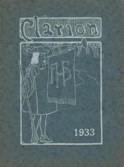 Freeport High School - Clarion Yearbook (Freeport, ME) online yearbook collection, 1933 Edition, Page 1