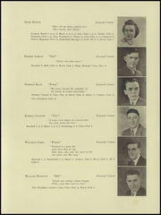 Page 17, 1941 Edition, Freeport High School - Clarion Yearbook (Freeport, ME) online yearbook collection