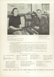 Page 16, 1943 Edition, Freeport High School - Clarion Yearbook (Freeport, ME) online yearbook collection