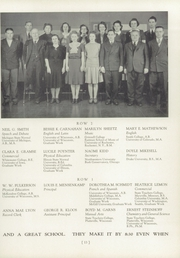 Page 17, 1943 Edition, Freeport High School - Clarion Yearbook (Freeport, ME) online yearbook collection