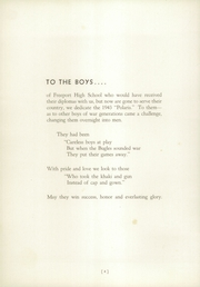 Page 8, 1943 Edition, Freeport High School - Clarion Yearbook (Freeport, ME) online yearbook collection