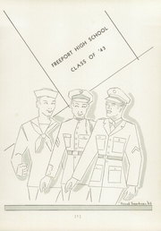 Page 9, 1943 Edition, Freeport High School - Clarion Yearbook (Freeport, ME) online yearbook collection