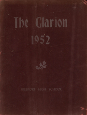 Freeport High School - Clarion Yearbook (Freeport, ME) online yearbook collection, 1952 Edition, Page 1