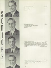 Page 12, 1953 Edition, Mount Desert High School - Skipper Yearbook (Northeast Harbor, ME) online yearbook collection