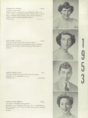 Page 13, 1953 Edition, Mount Desert High School - Skipper Yearbook (Northeast Harbor, ME) online yearbook collection