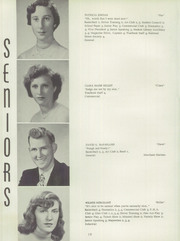 Page 14, 1953 Edition, Mount Desert High School - Skipper Yearbook (Northeast Harbor, ME) online yearbook collection